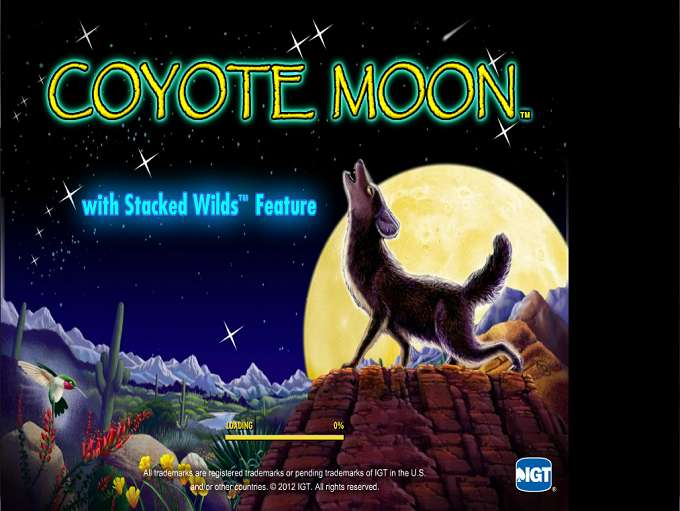 Play Coyote Moon online with no registration required!