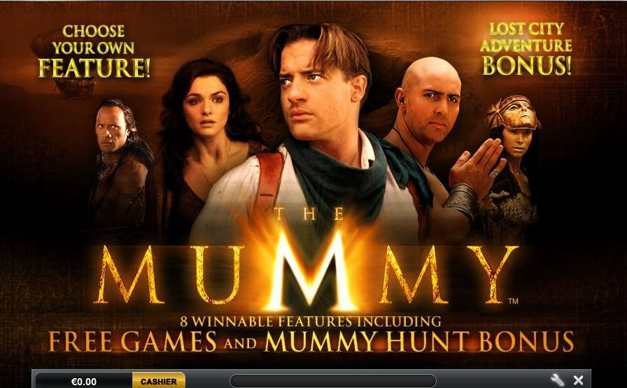 The Mummy Slots - The Mummy Free Slot Machine Online