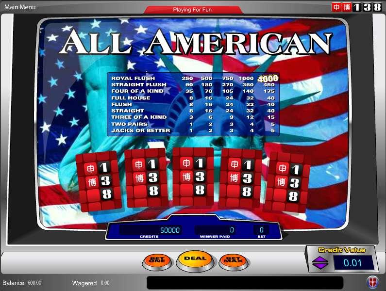 Great american poker tournaments