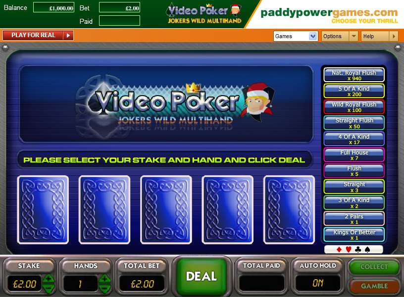 Spiele Jokers Wild - Video Slots Online