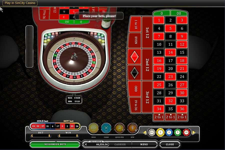 официальный сайт правила рулетки в казино для новичков