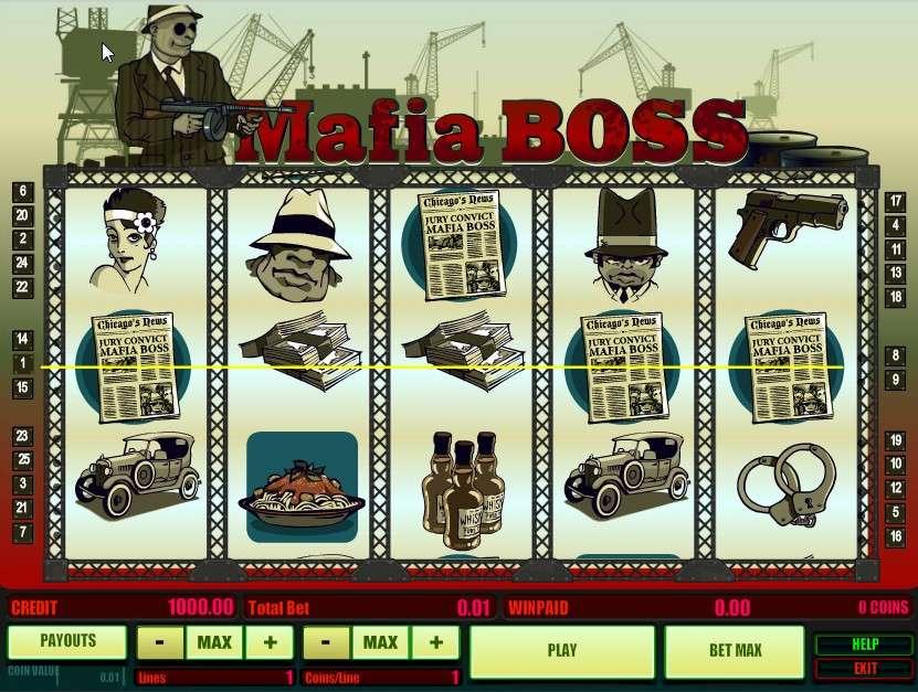 Mafia Boss Slot Machine Online ᐈ B3W™ Casino Slots