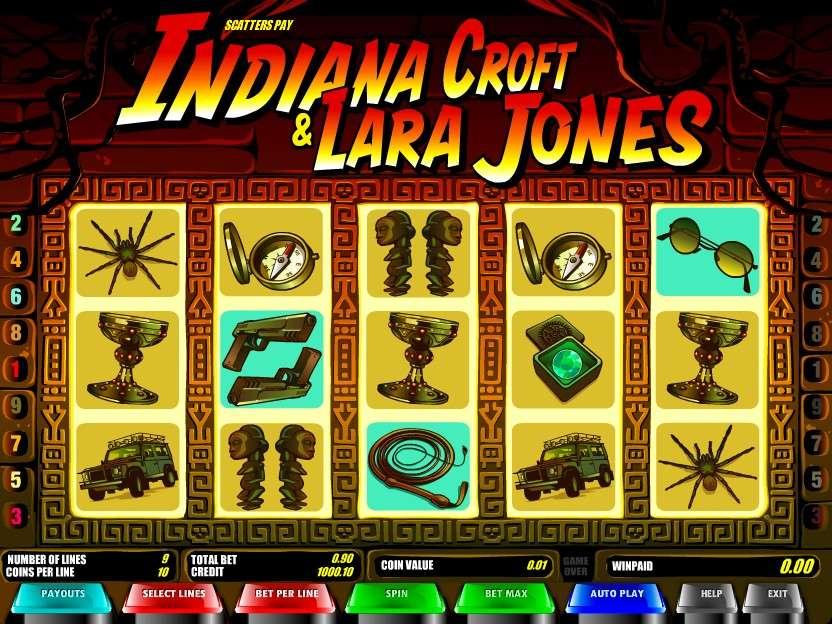 Indiana Jones Slots - Play Free Indiana Jones Slot Machines