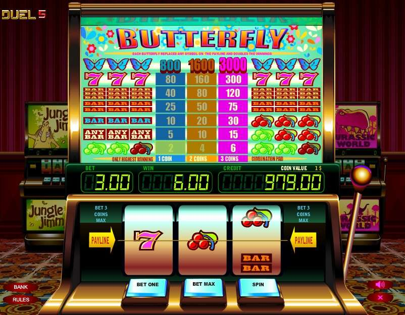 Butterfly Slot - Play the Online Slot for Free