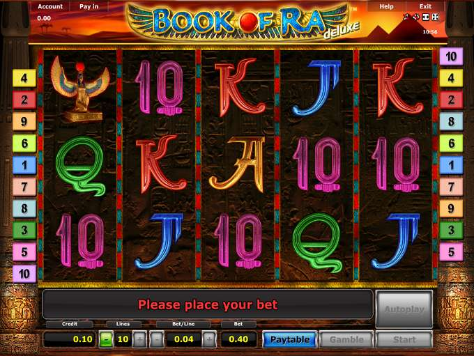 Book Of Ra Jar Game