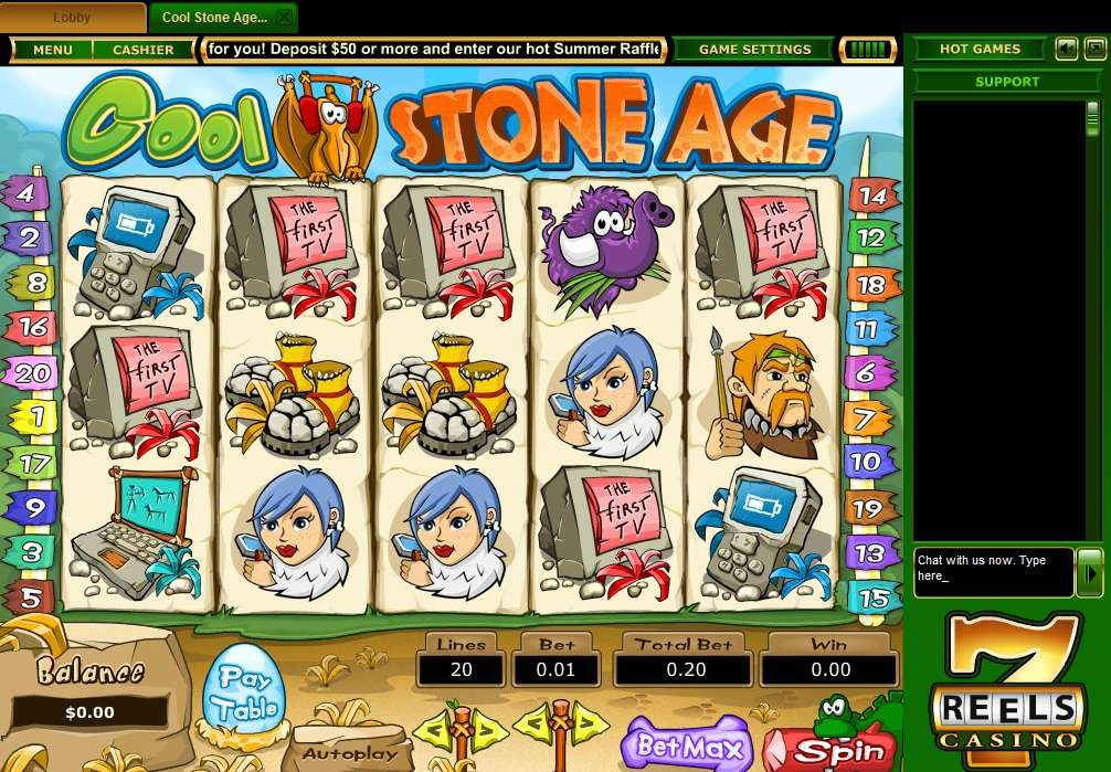 Spiele Stones And Bones - Video Slots Online