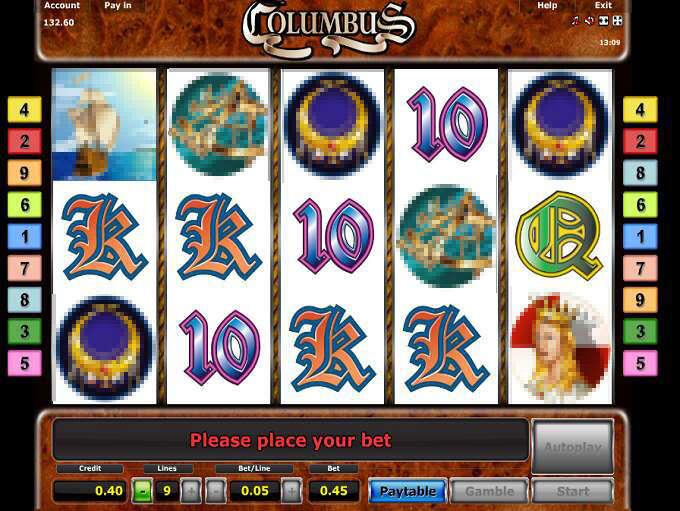Free Slots Games Columbus