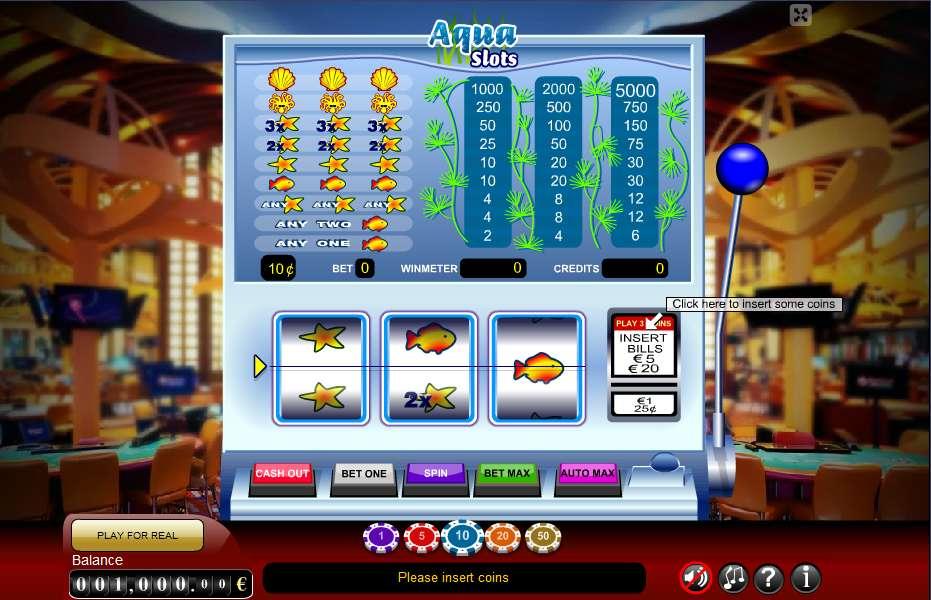 Aero Slot - Play the Free Gamescale Casino Game Online