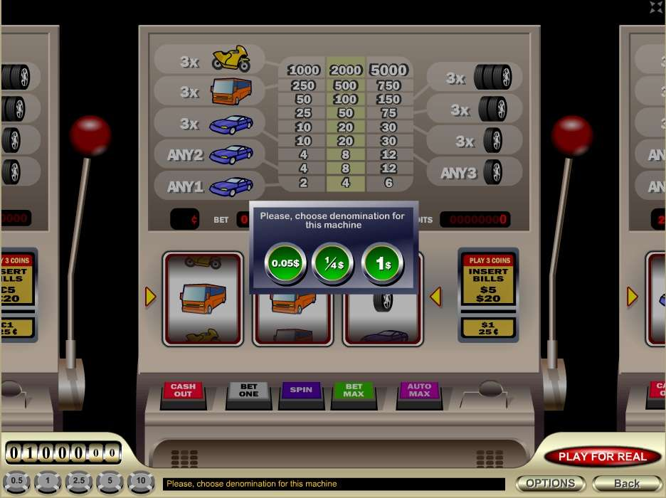 Aero Slot - Play the Free Gamescale Casino Game Online