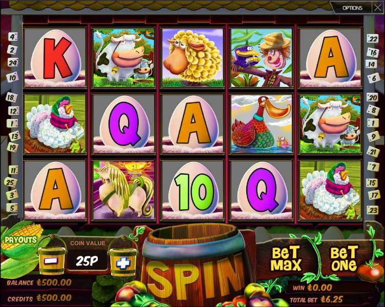 Barnyard Bucks Slots Slot Machine Online ᐈ MultiSlot™ Casino Slots