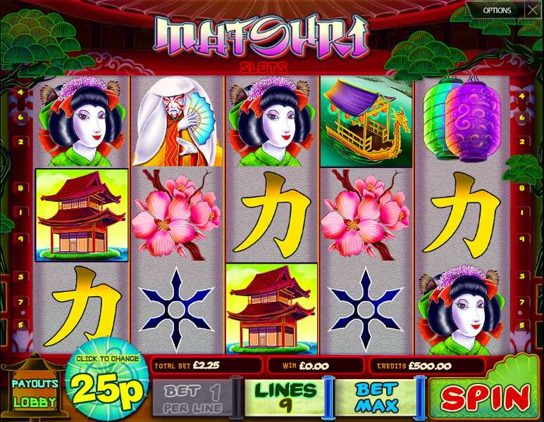 Matsuri by Multi Slot Casinos