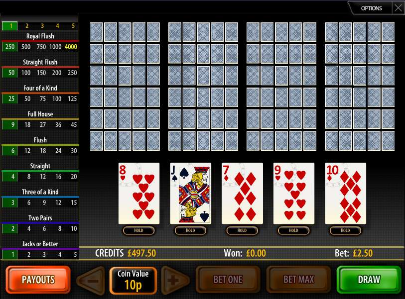Poker lines of play play free heart of vegas slots