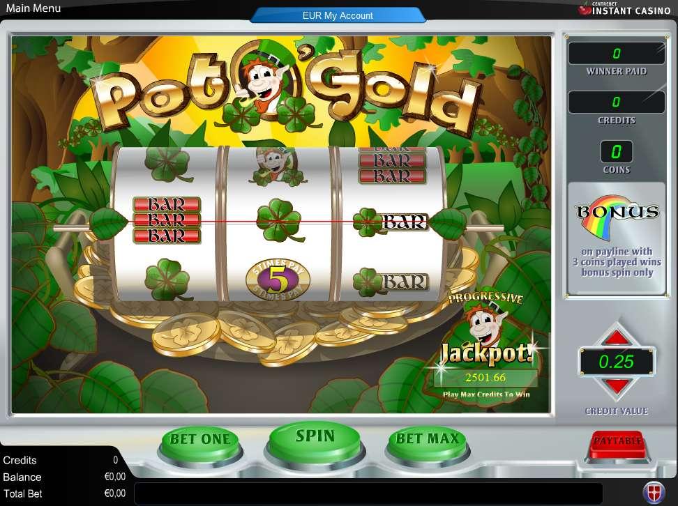 Spiele Pot O Gold II - Video Slots Online