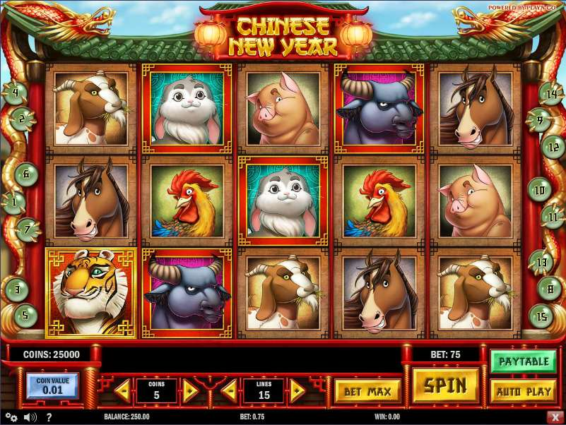 Vegas 7 slots online