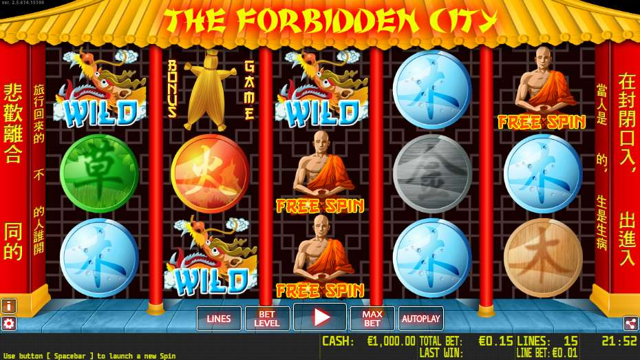 Play The Forbidden City HD Online With No Registration Required!