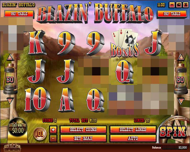 Spiele Blazin Buffalo - Video Slots Online