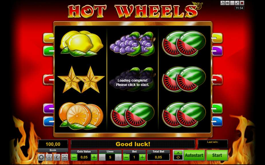 casino games free sizzling hot