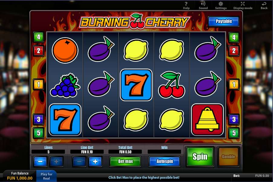 Cherry Bomb Deluxe Slot - Try the Online Game for Free Now