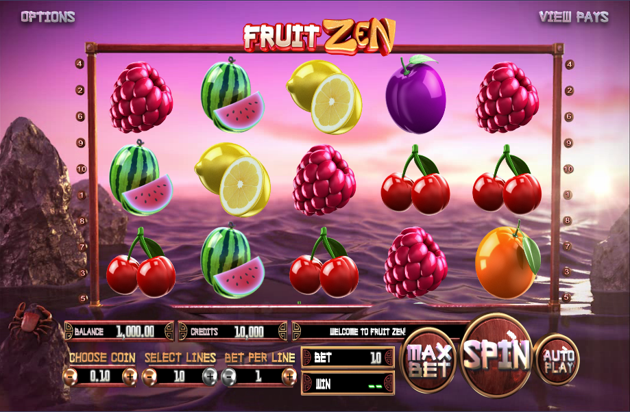 fruits kingdom spielen