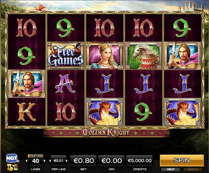 Spiele Knight S Saga - Video Slots Online