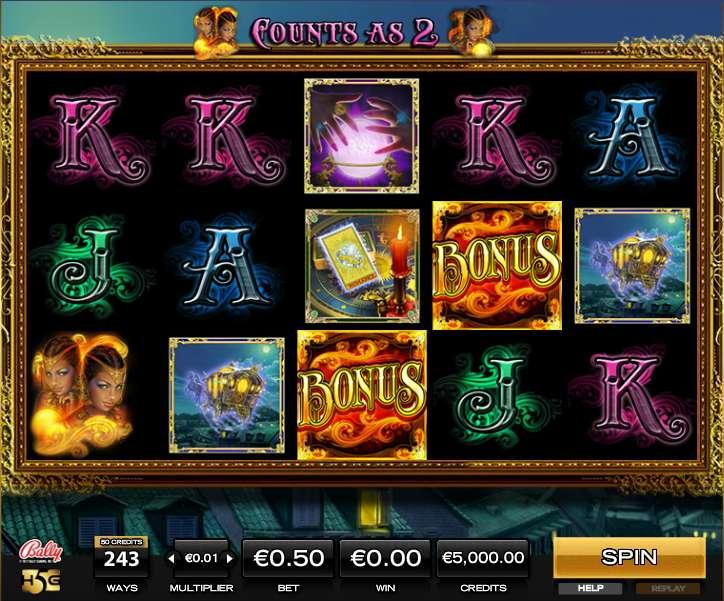 Азартный онлайн игровой автомат The Magic Flute в Club
