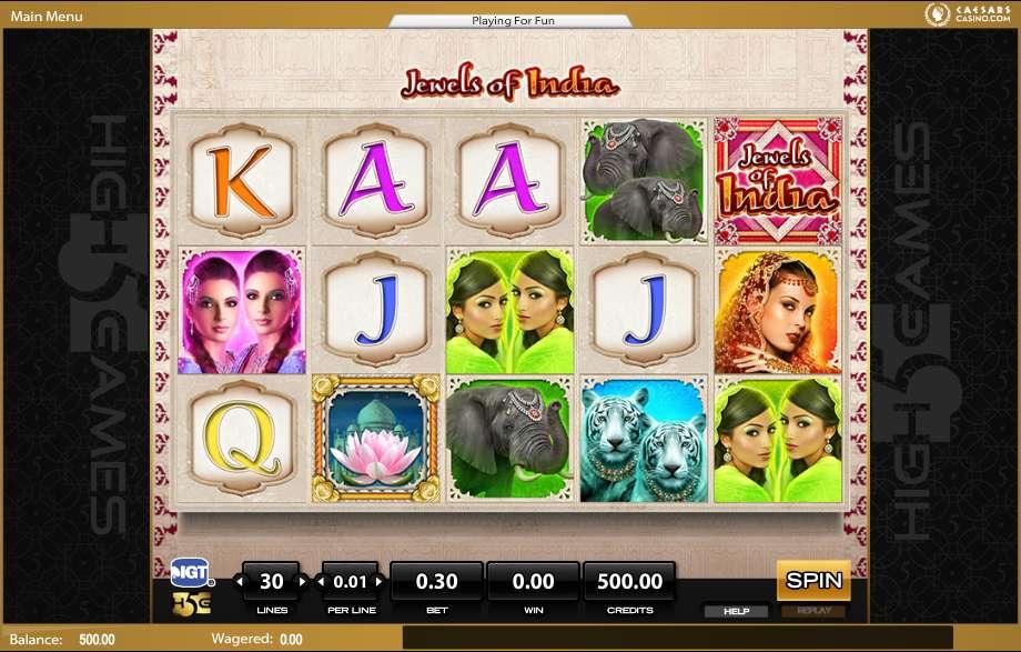 Free Casino Games Jewels