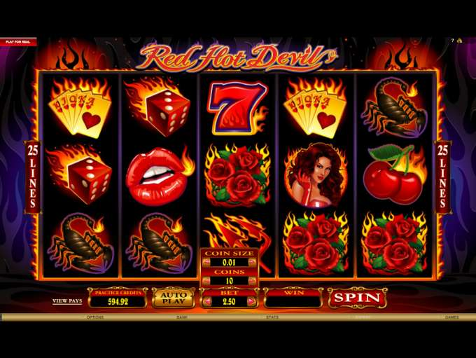 Spiele Red Devil - Video Slots Online