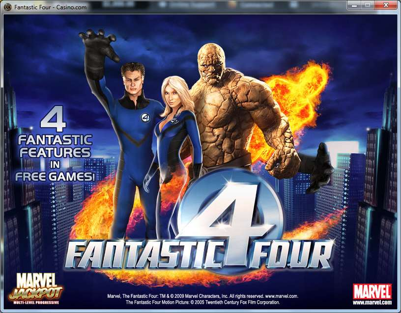 Avengers Slot by Playtech - Play For Free Online