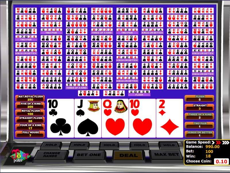 Multi Poker