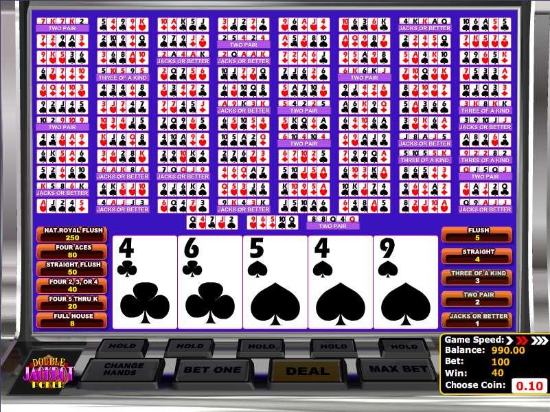 Spiele Double Double Jackpot Poker - 52 Hands - Video Slots Online