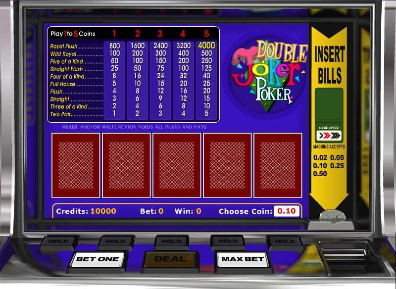 casino gratis online joker poker