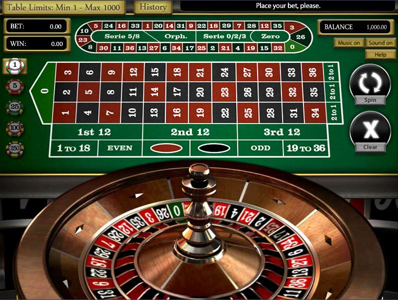 Play Zoom Roulette Roulette From Betsoft For Free