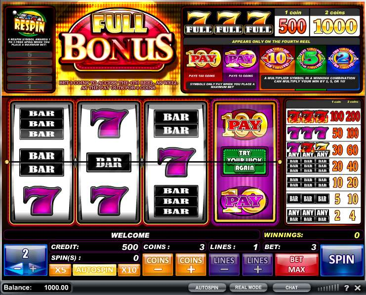 Slot Machine Games Free Download Full