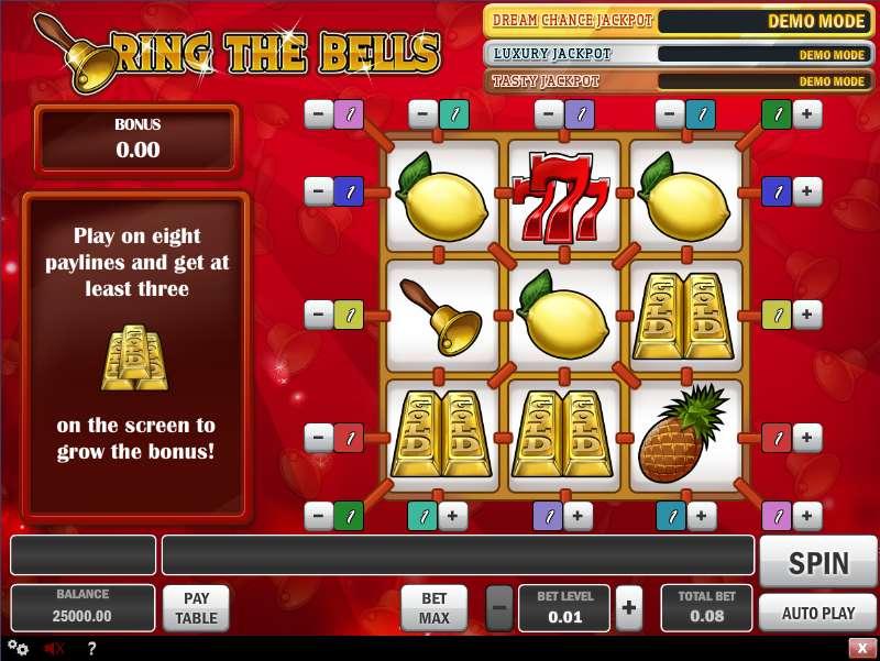 Spiele Christmas Jackpot Bells - Video Slots Online
