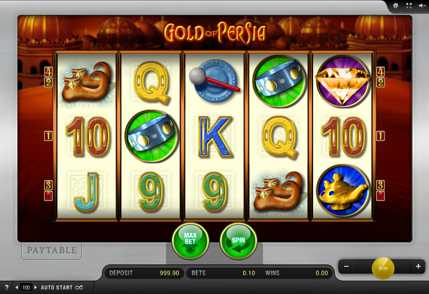 Gold of Persia Slot - Play the Merkur Casino Game for Free