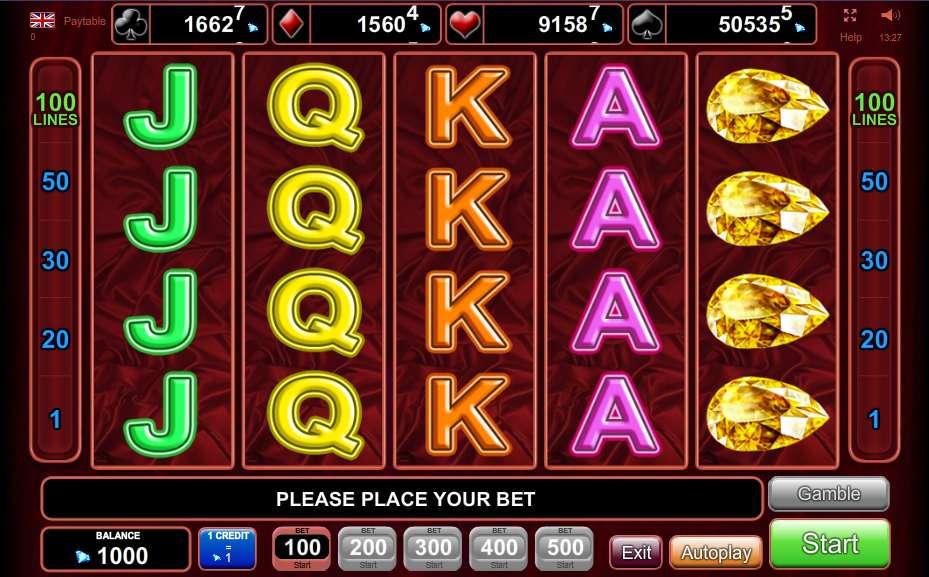 Blue Heart Slot Machine Online ᐈ EGT™ Casino Slots