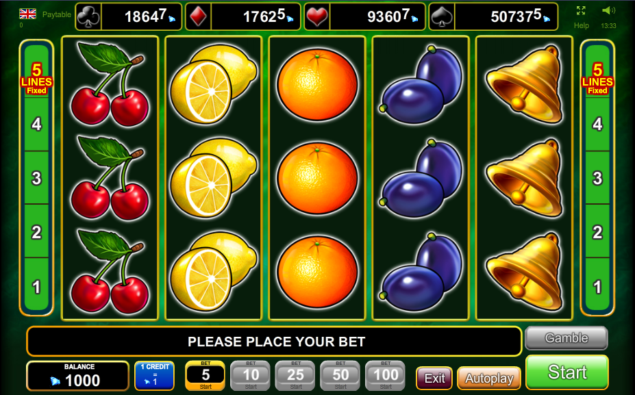 casino slots online free play sizziling hot