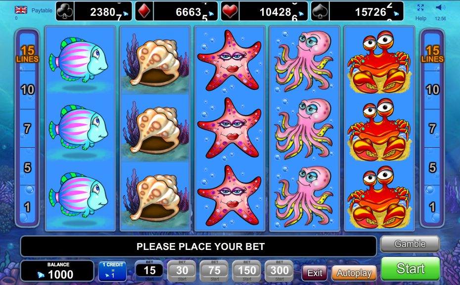 casino play online ocean online games