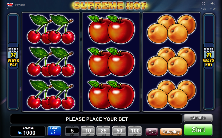 video slot free online sizzling hot free games
