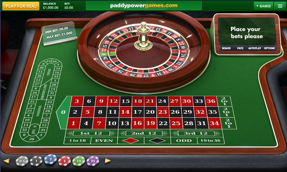Roulette strategy 2013