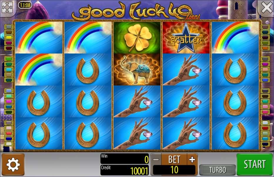 Spiele Good Luck 40 - Video Slots Online