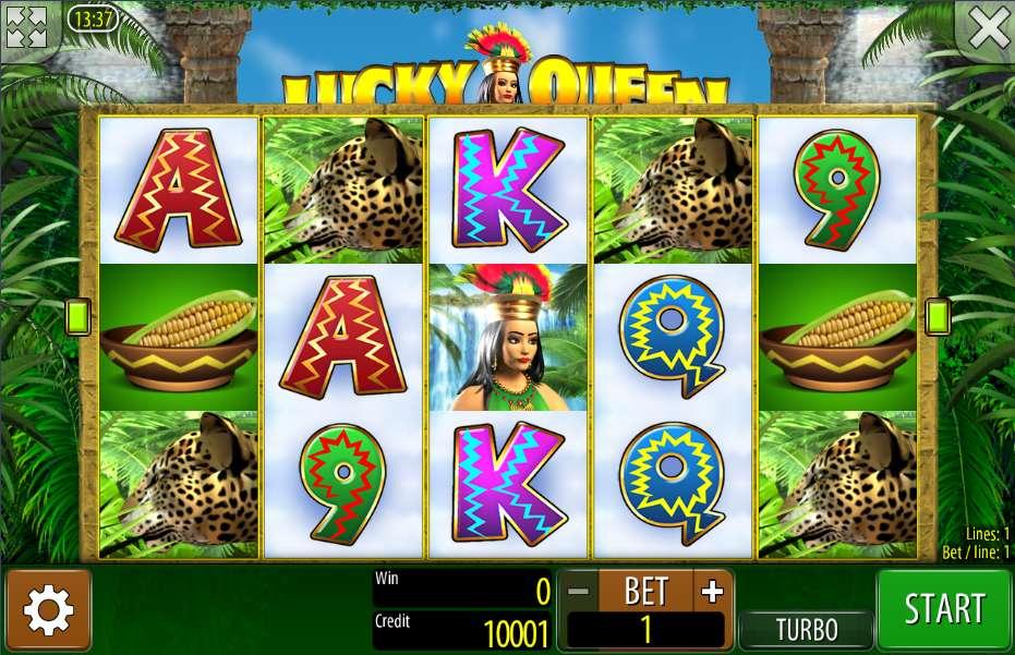 Spiele Lucky Queen - Video Slots Online