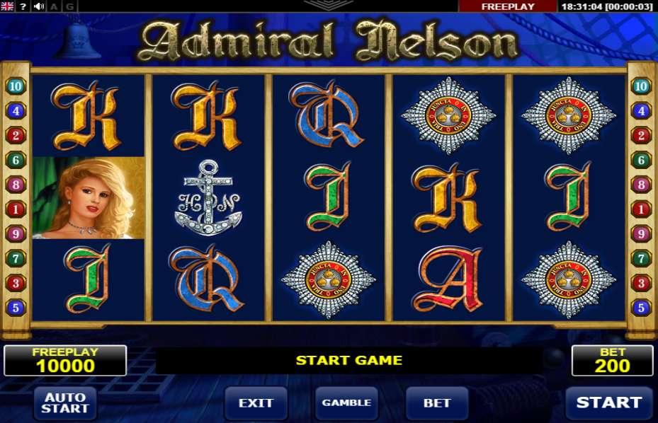 roulette i casino admiral