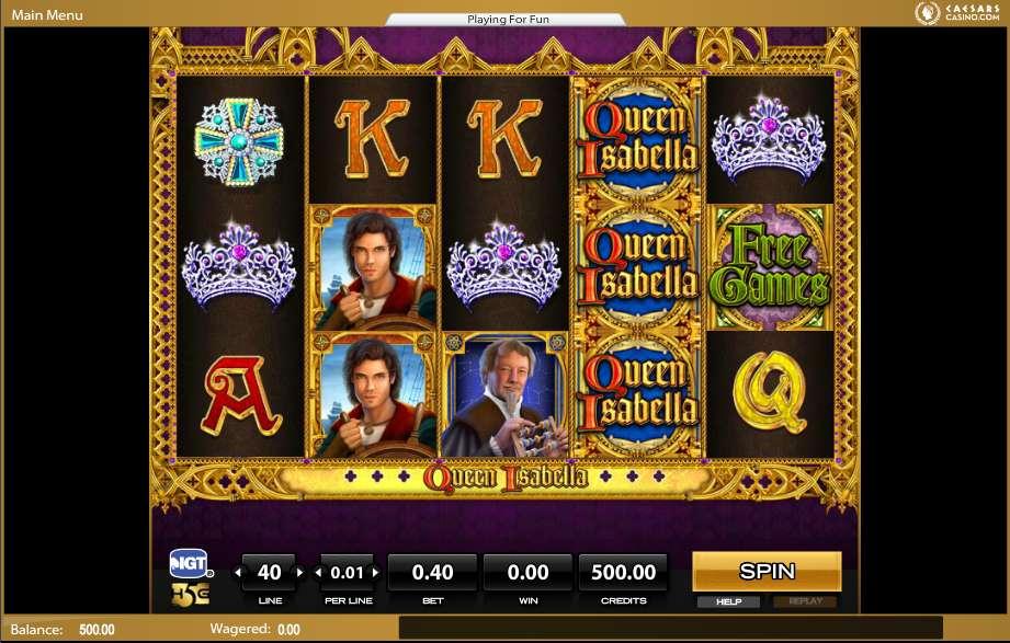 Spiele Ice Queen - Video Slots Online