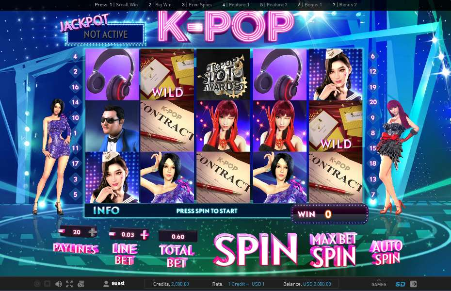 K-Pop by Gameplay Interactive