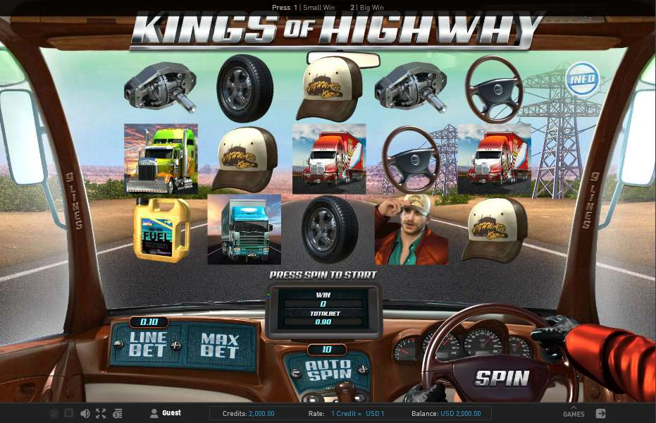 Highway Kings by Gameplay Interactive