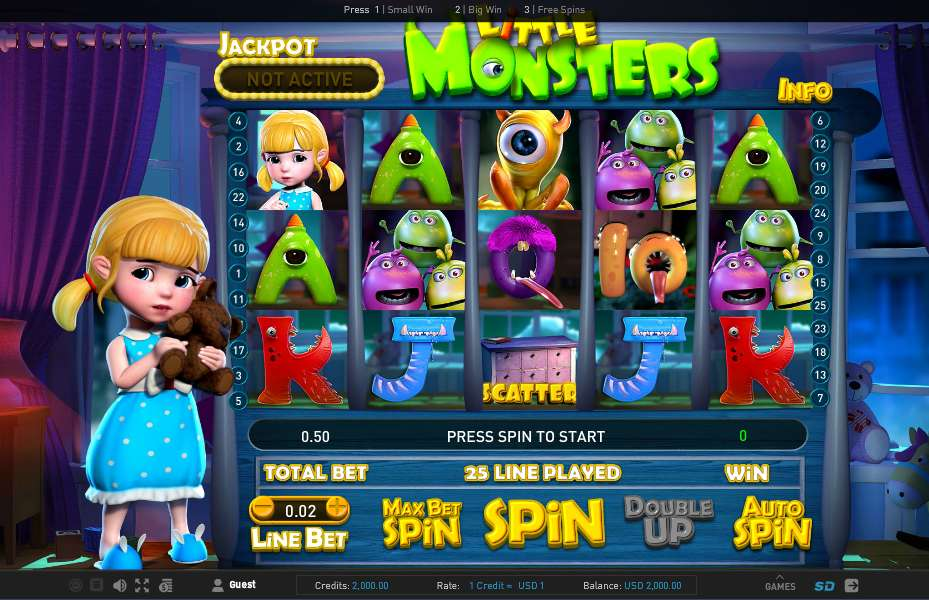 Little Monsters by Gameplay Interactive