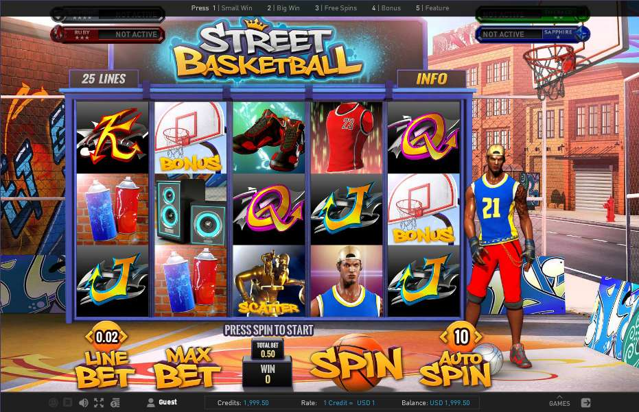 Street Basketball by Gameplay Interactive