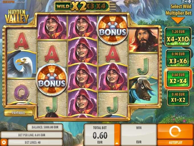 Spiele Valley Of Secrets - Video Slots Online