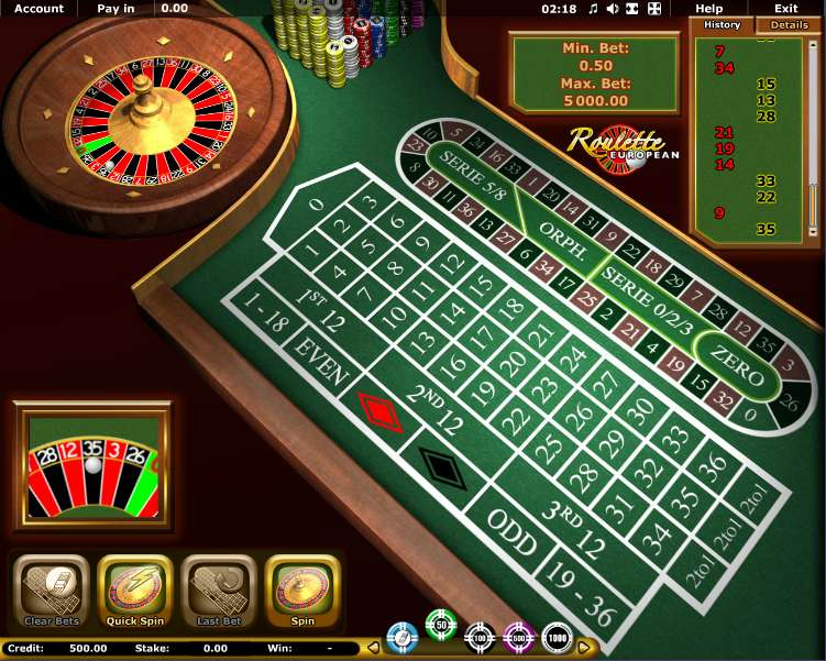 online roulette casino novomatic games